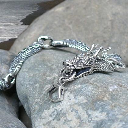 Браслеты из серебра женские виде