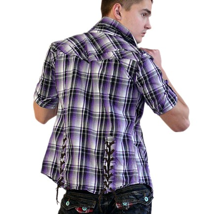 молодежная стильная мужская одежда.
