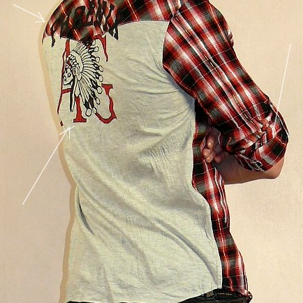 Модная мужская одежда от «Burberry Prorsum